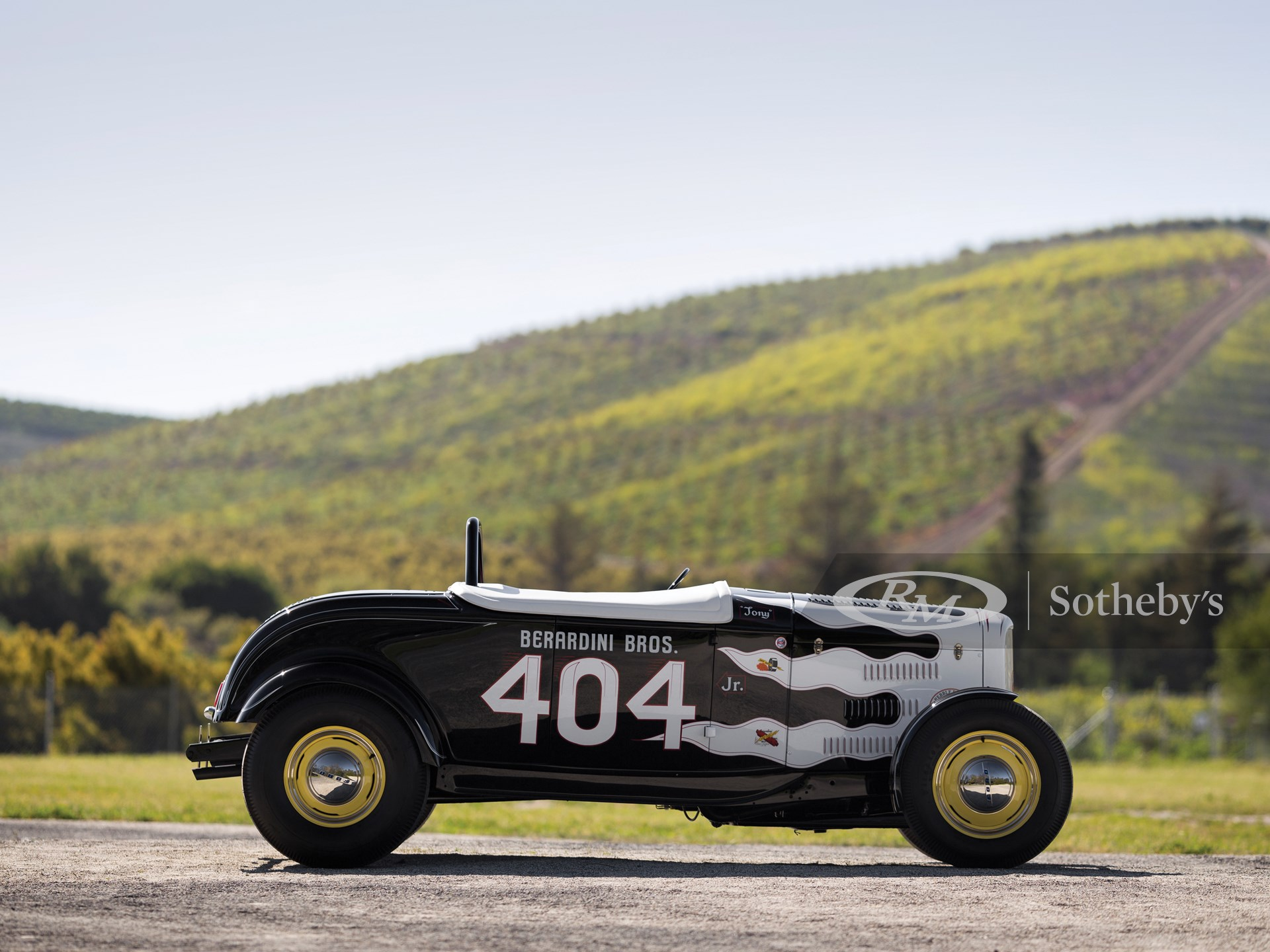 "1932 Ford ""404 Jr."" Roadster by Berardini Bros. -"