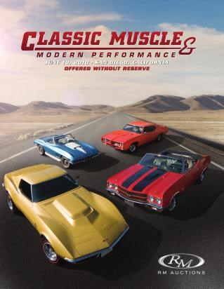 Classic Muscle & Modern Performance, 2010