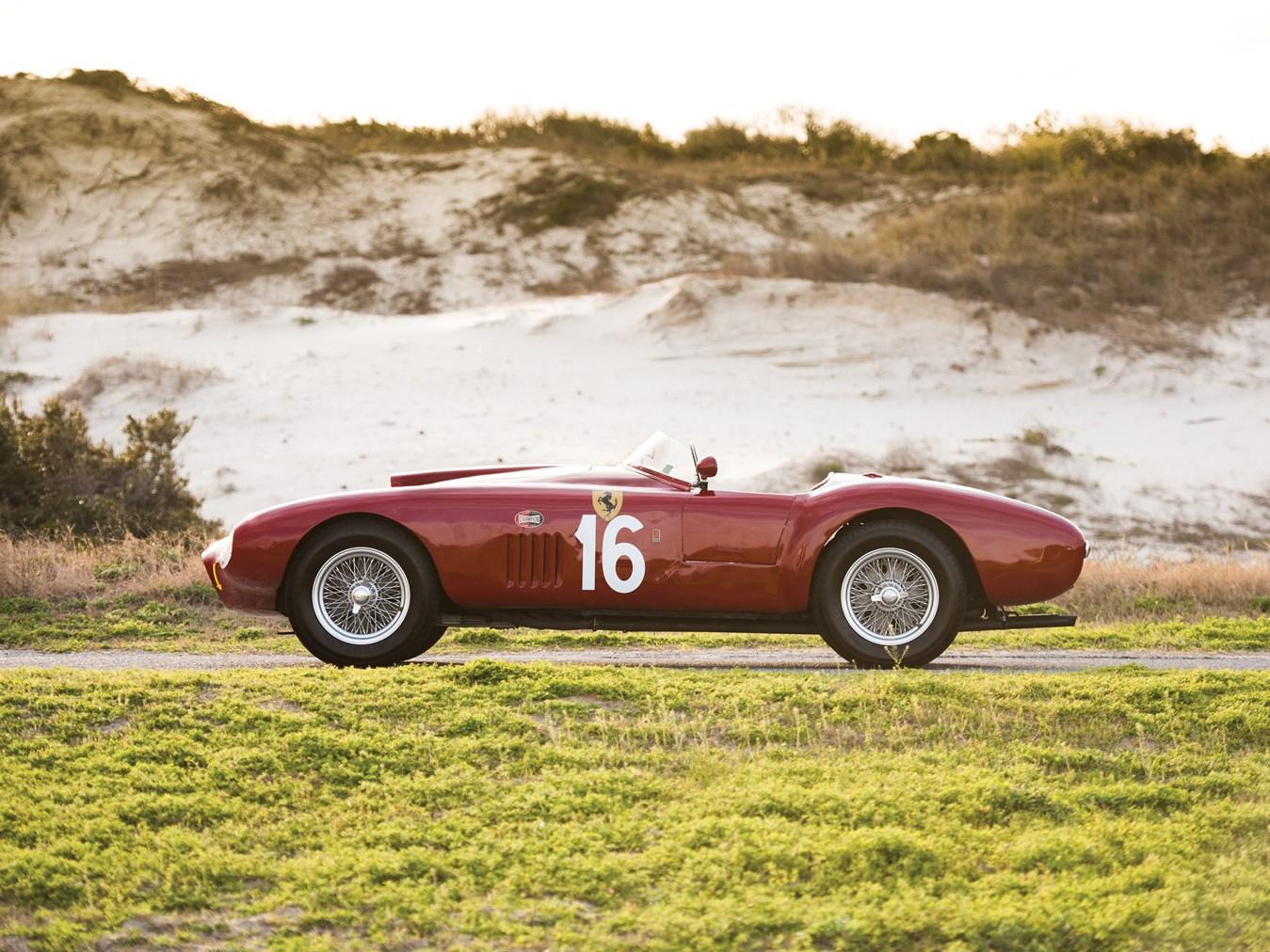 Rm Sotheby S 1950 Ferrari 275s 340 America Barchetta By