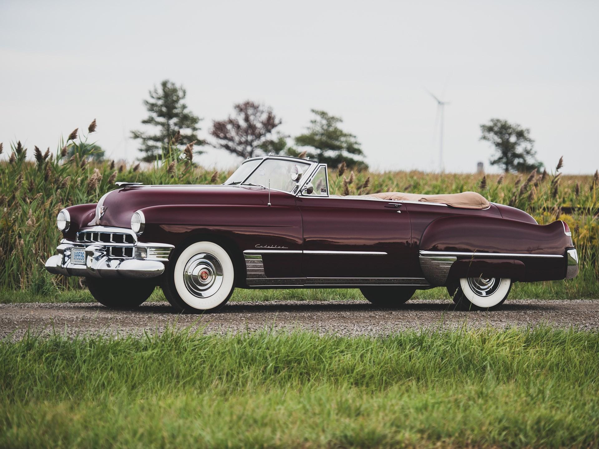 1949 Cadillac Series 62 Convertible