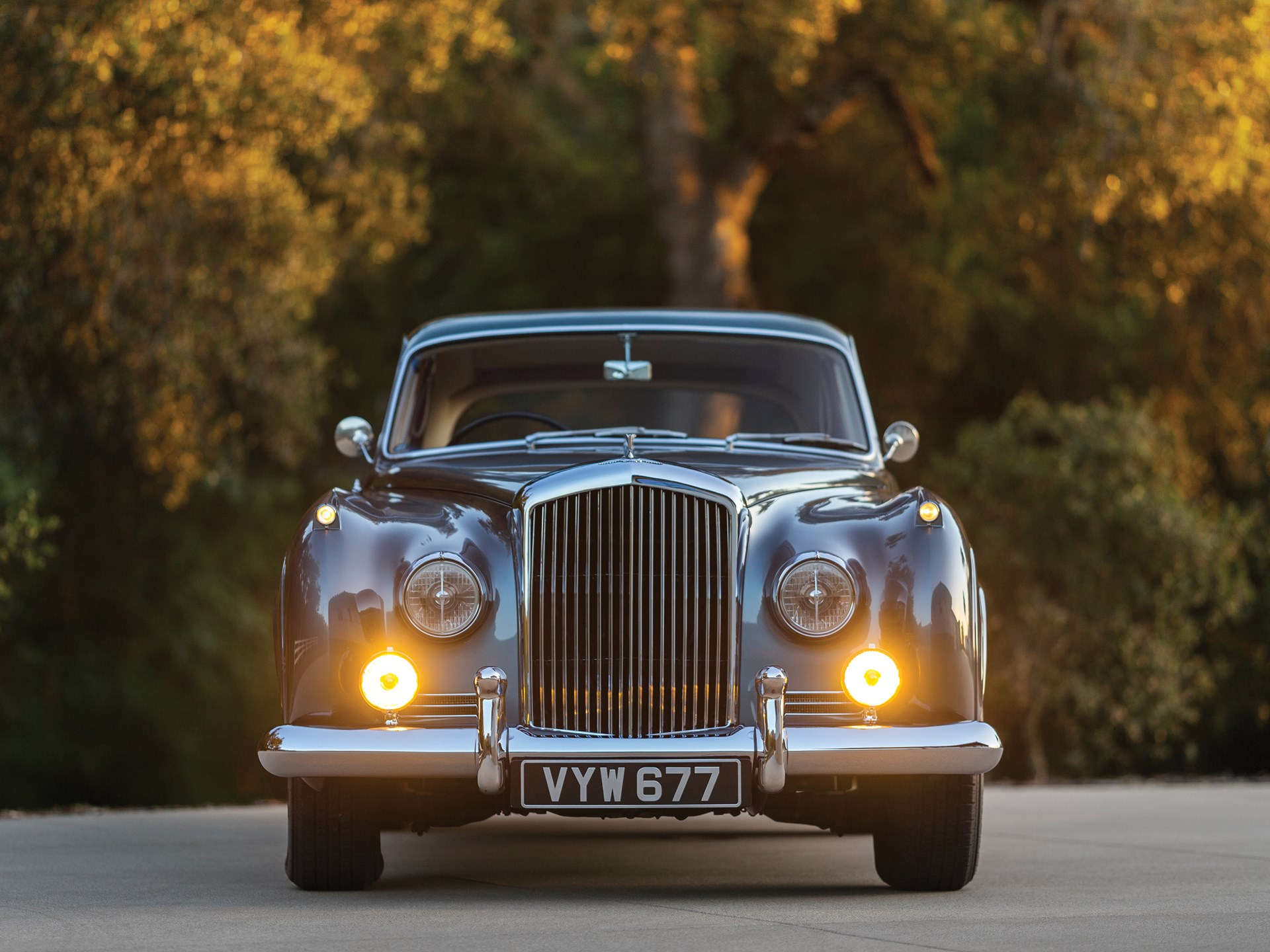1959 Bentley S1 Continental 'Flying Spur' Sports Saloon by H.J. Mulliner