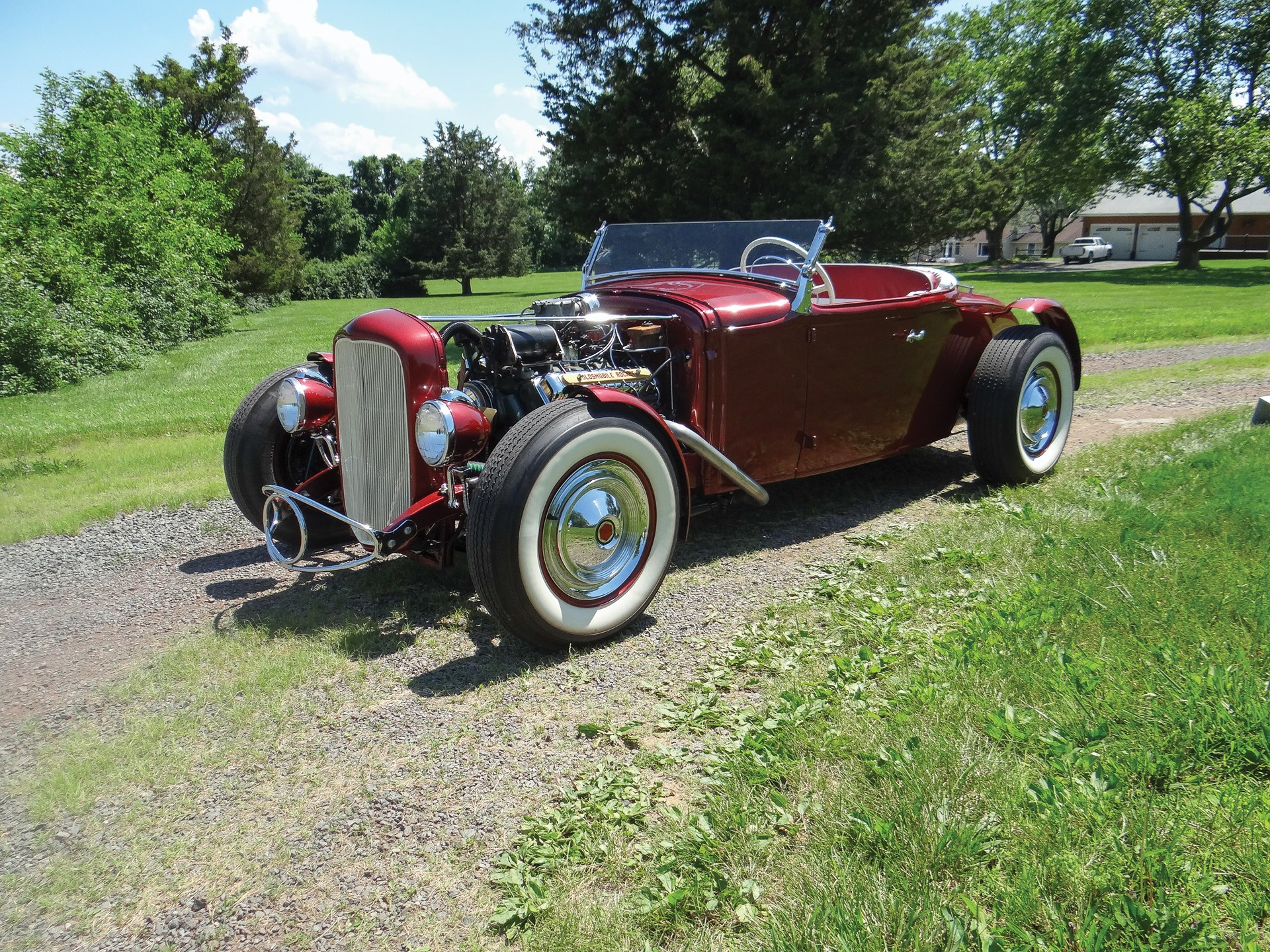 RM Sotheby\'s - 1931 Ford Model A Roadster Hot Rod | Hershey 2017