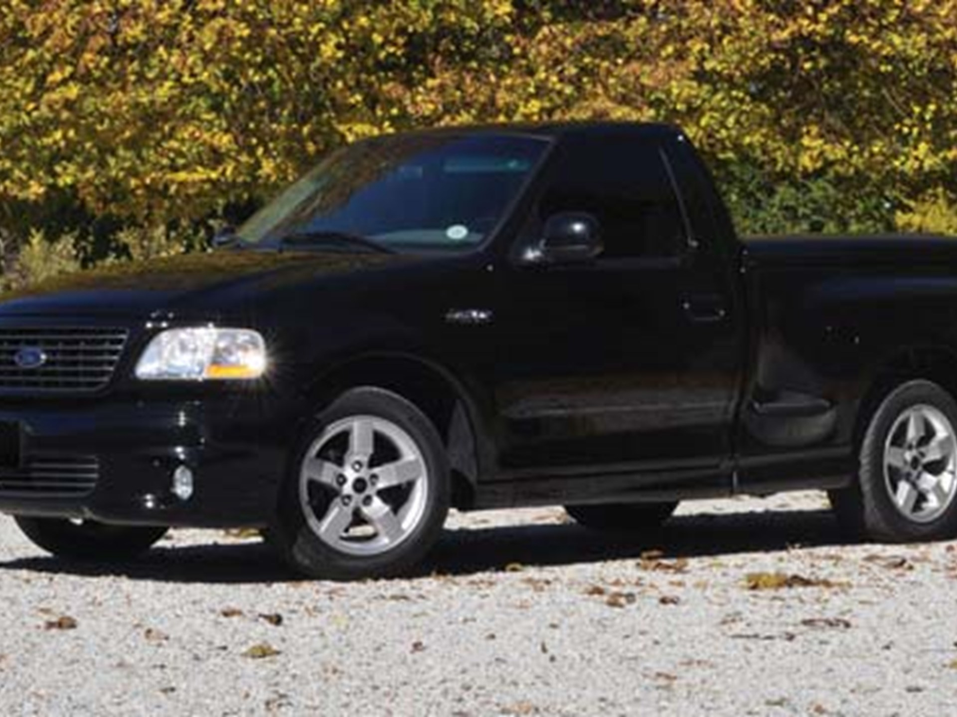 2001 ford f 150 svt lightning