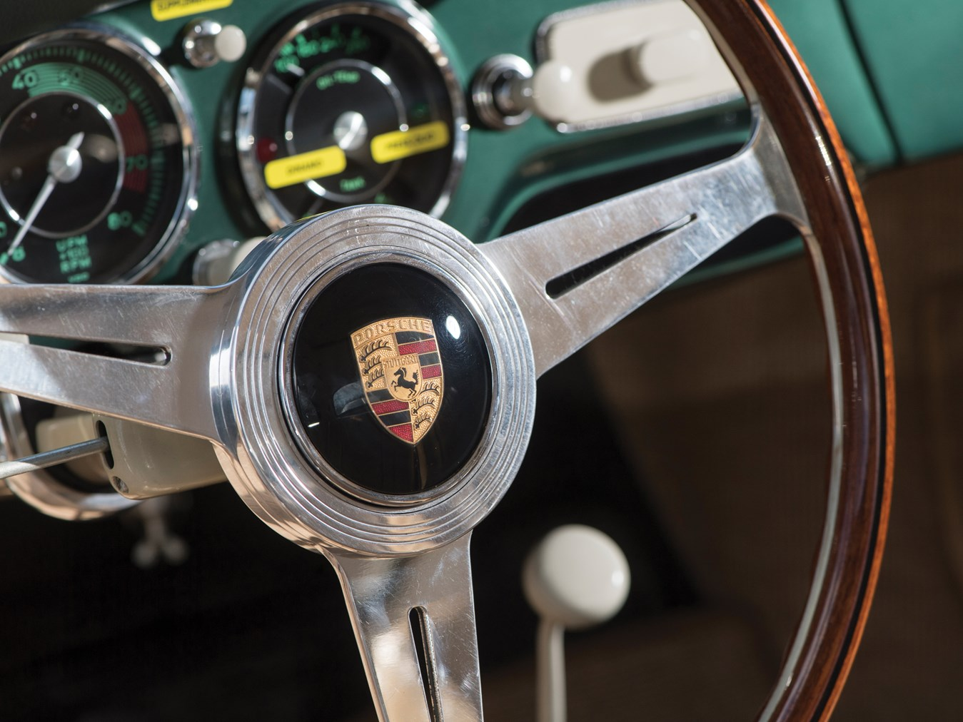 1955 Porsche 356 A Carrera GS 'Sunroof' Coupé by Reutter