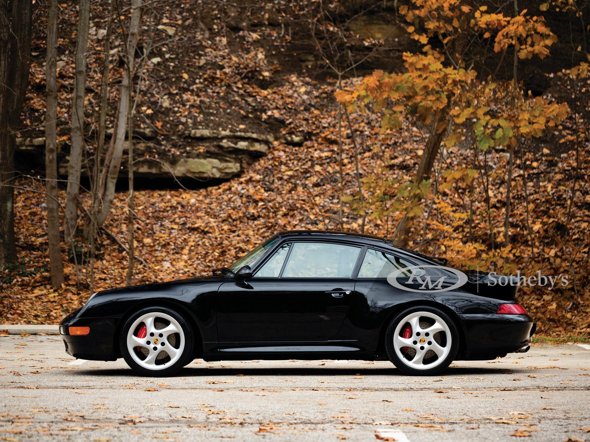 1996 Porsche 911 Turbo Coupe  -