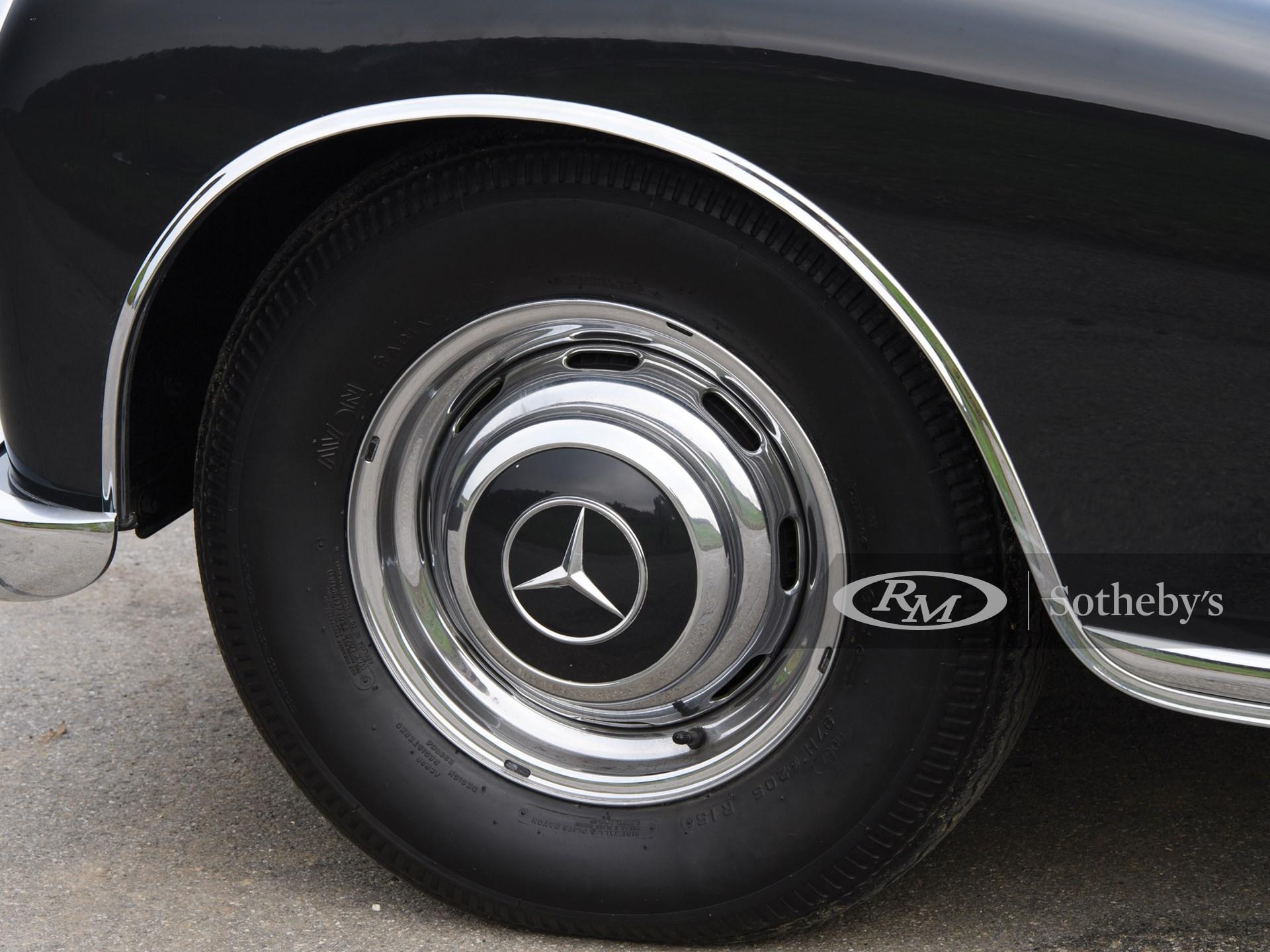 1955 Mercedes-Benz 300 Sc Coupé  -