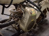 1958 Cushman Standard Cast Iron Eagle  - $