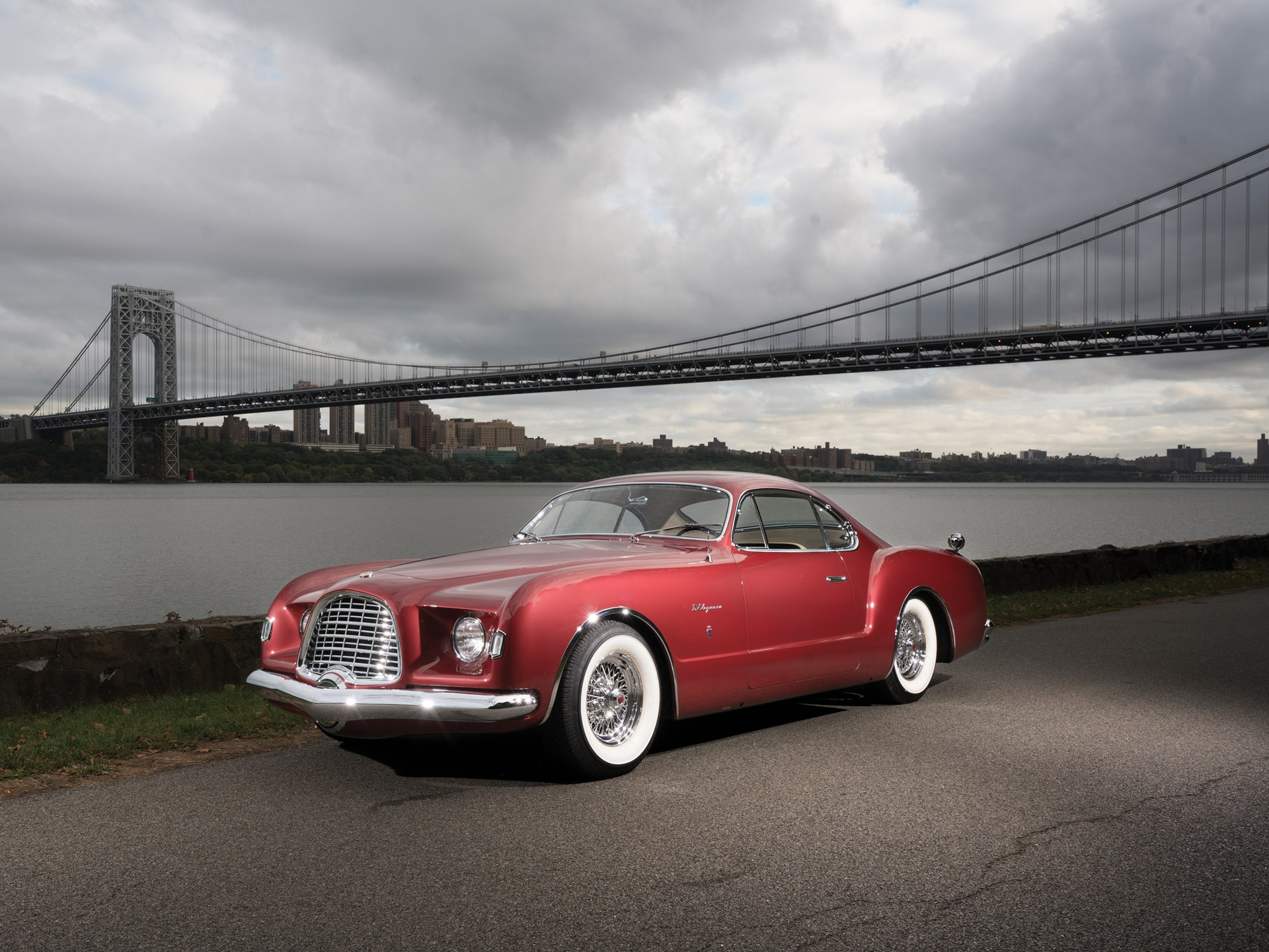 1952 Chrysler D'Elegance by Ghia