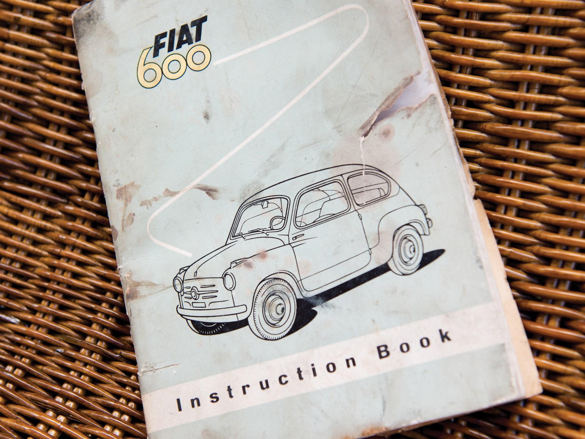 1958 fiat 600 jolly by ghia