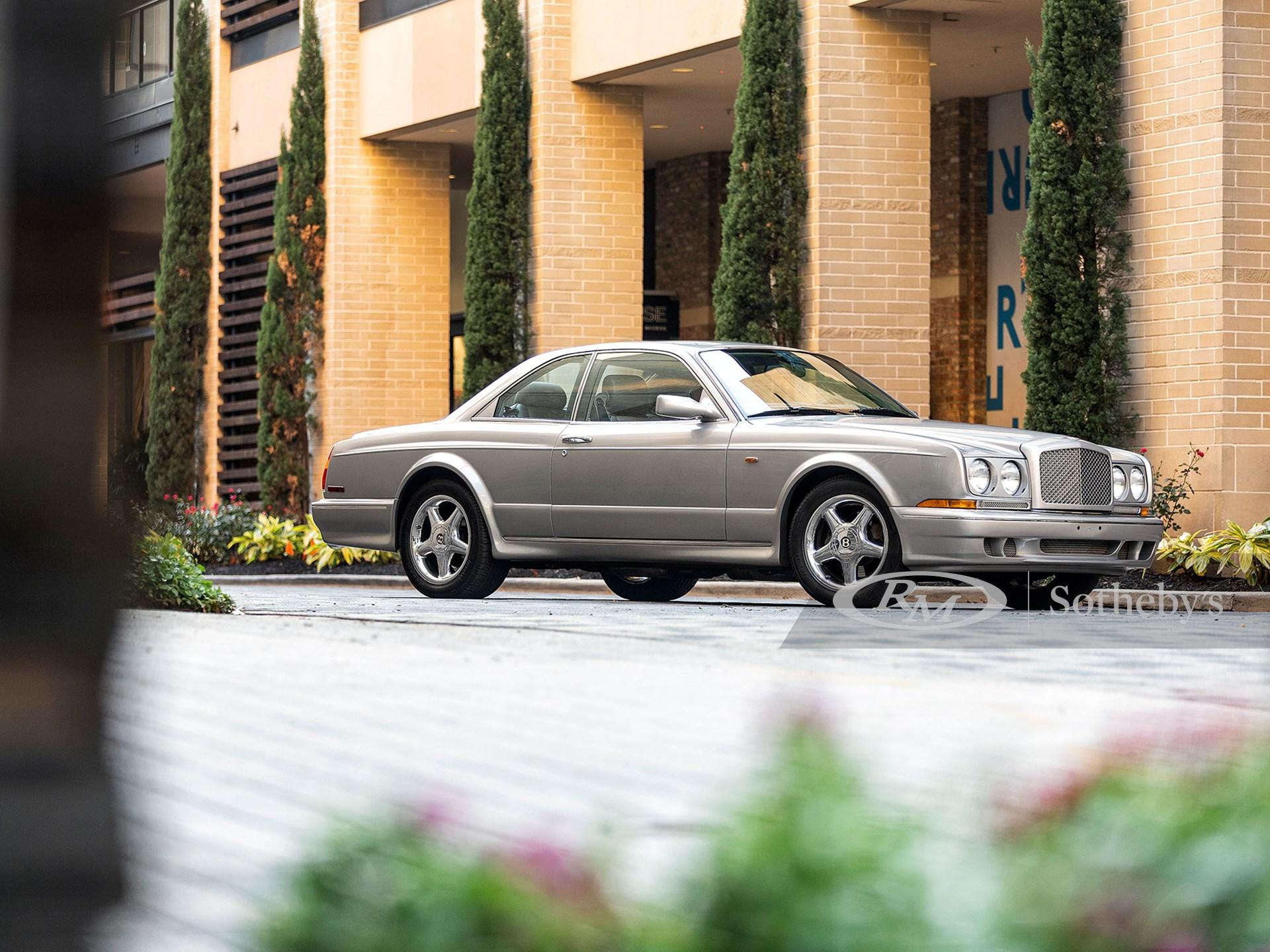 2001 Bentley Continental T Mulliner