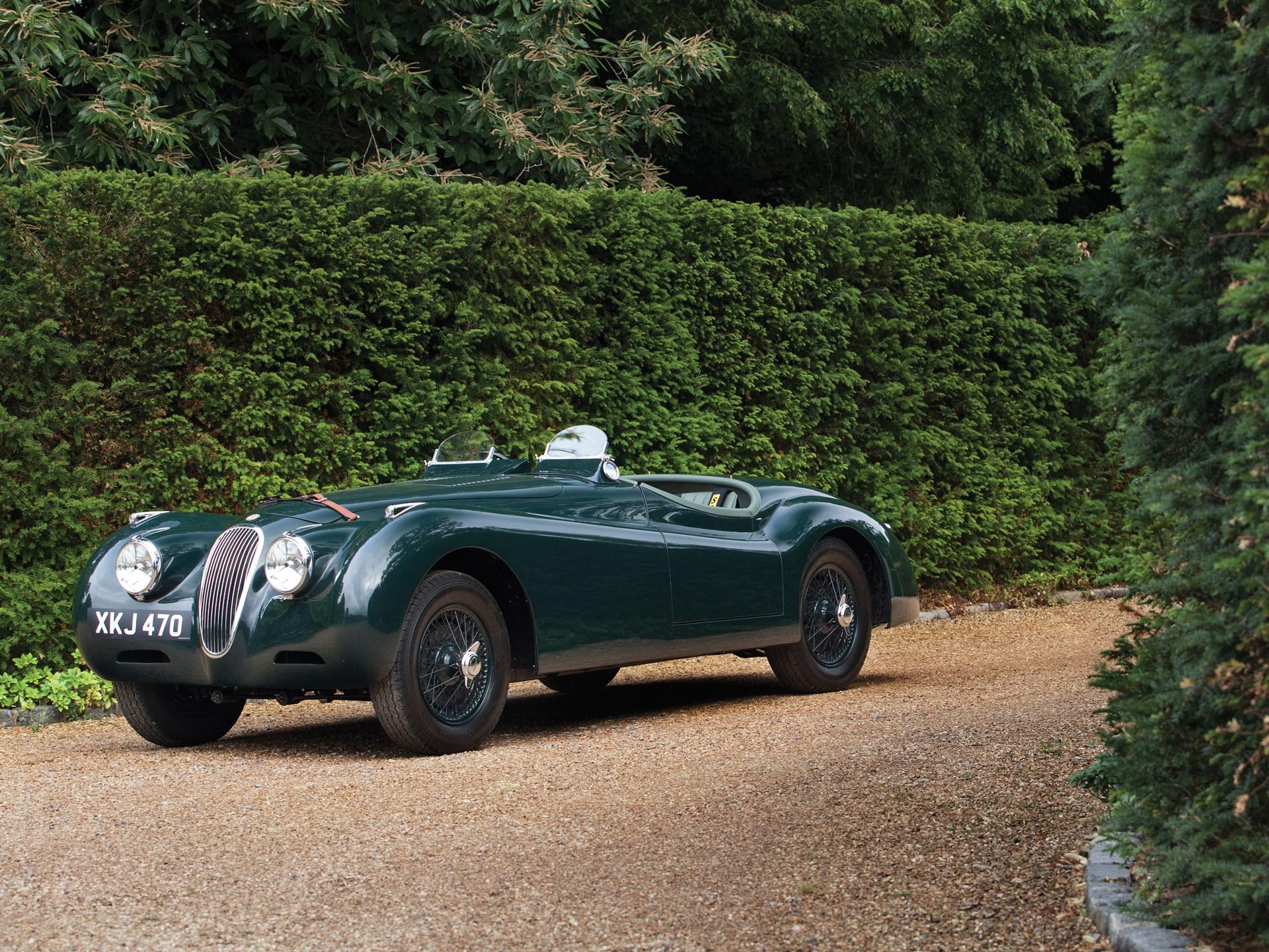 Rm Sothebys 1951 Jaguar Xk120 Lt1 London 2015 1950s S