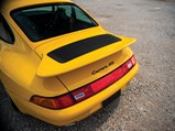 1996 Porsche 911 Carrera RS  - $