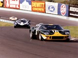 "1966 Ford GT40 ""P/1061""  - $GT40 P/1061 as seen competing during its historic racing career with Bib Stillwell."