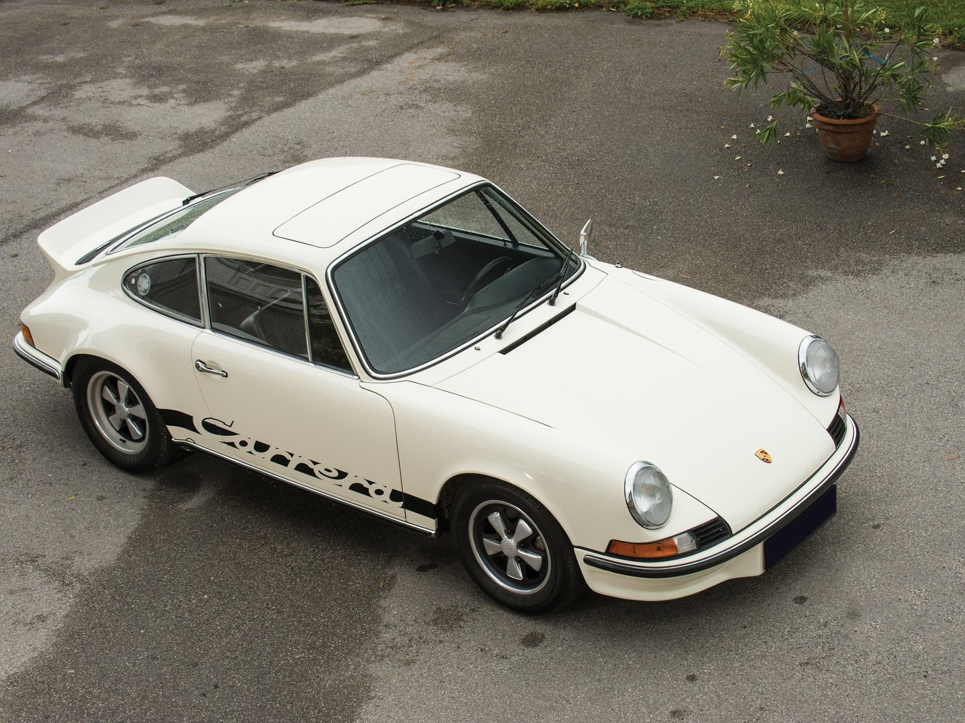 1972 porsche 911 rs