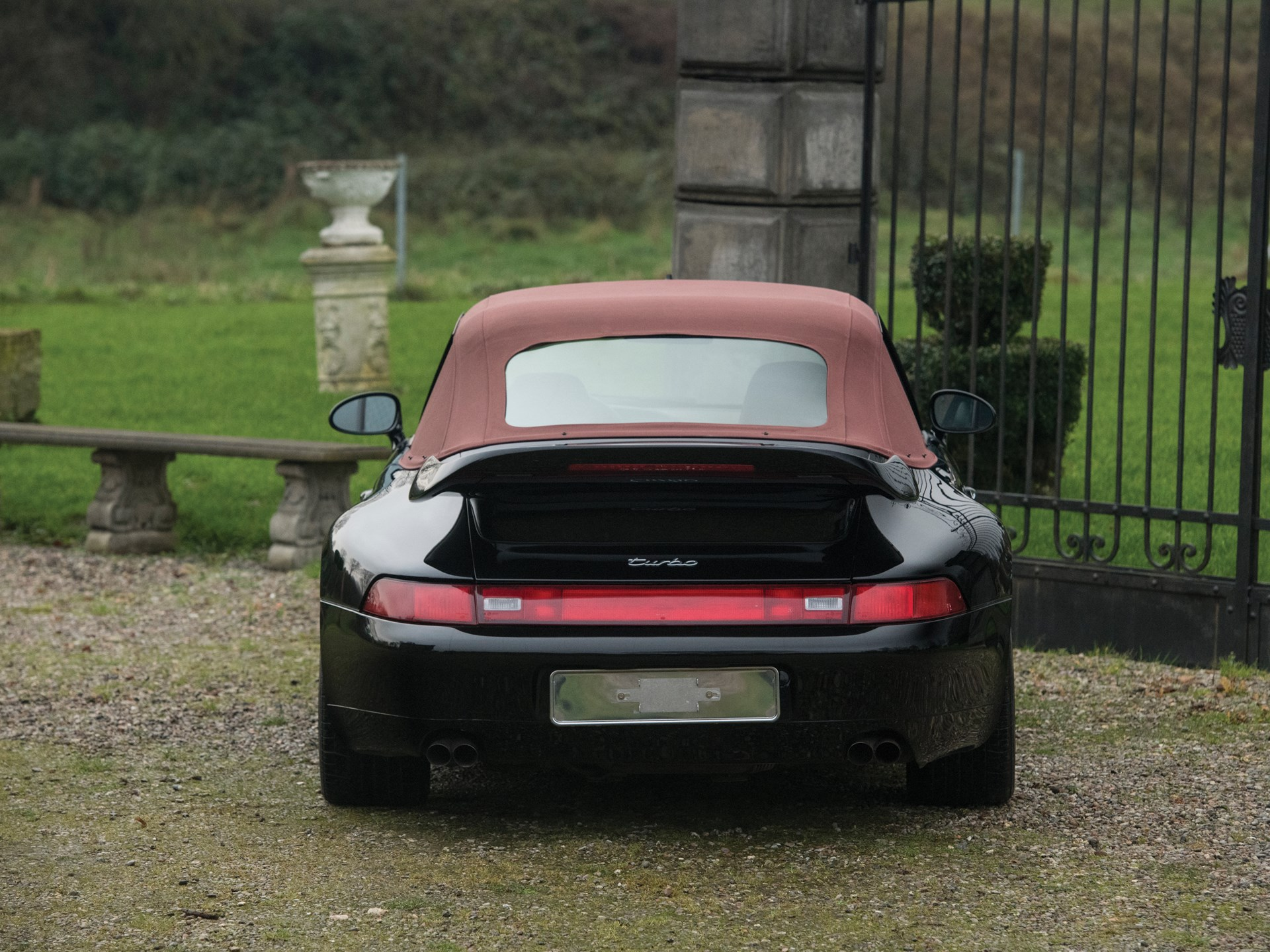 1995 Porsche 911 Turbo Cabriolet