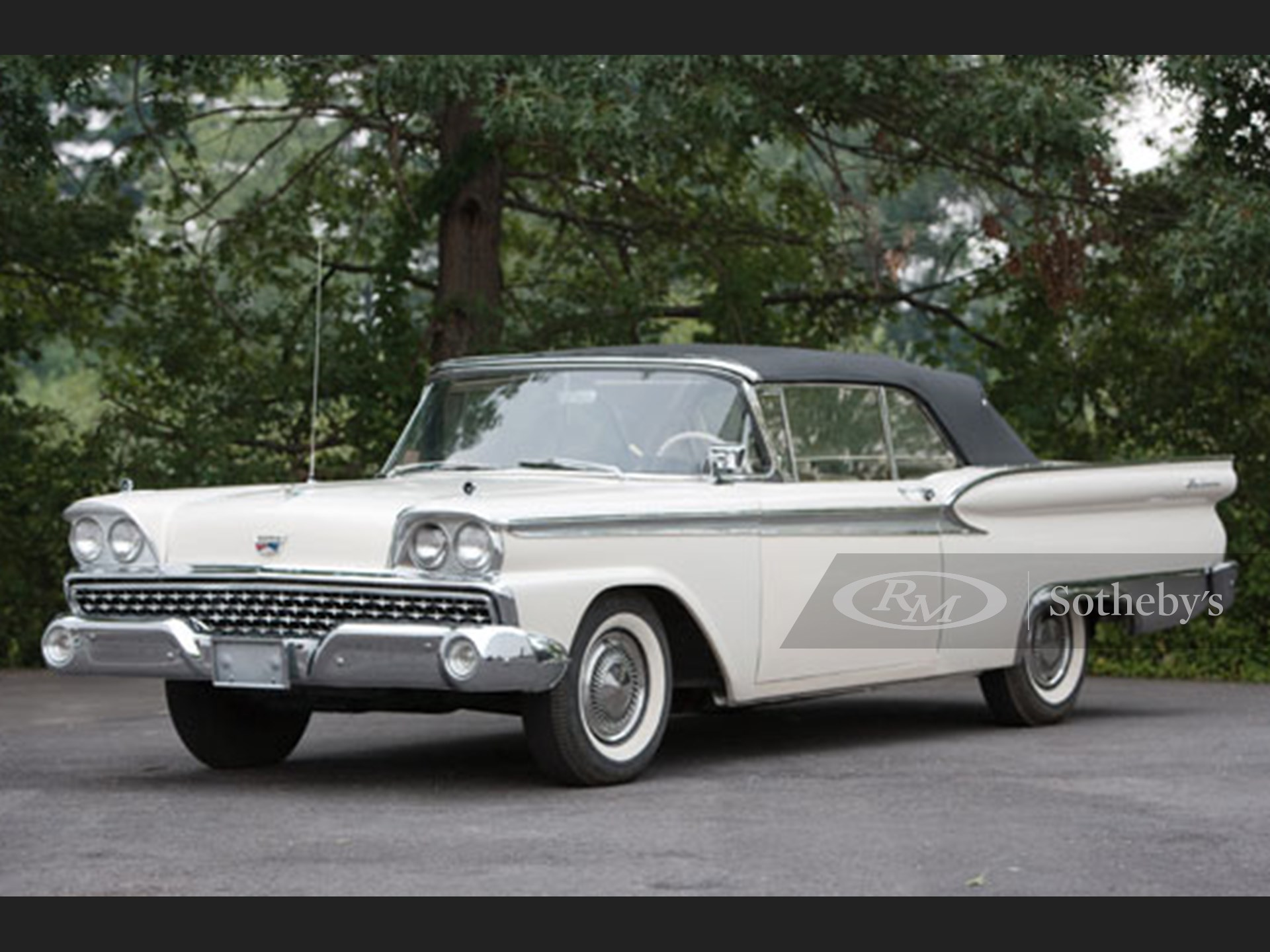 1959 Ford Galaxie 500 Sunliner Convertible