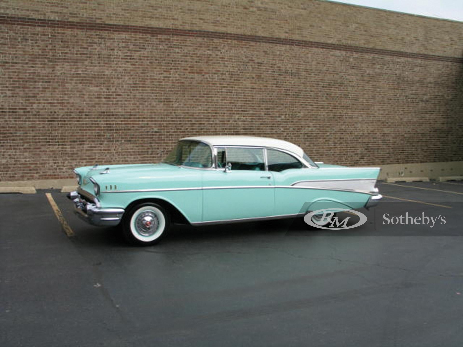 1957 Chevrolet Bel Air Hard Top  -