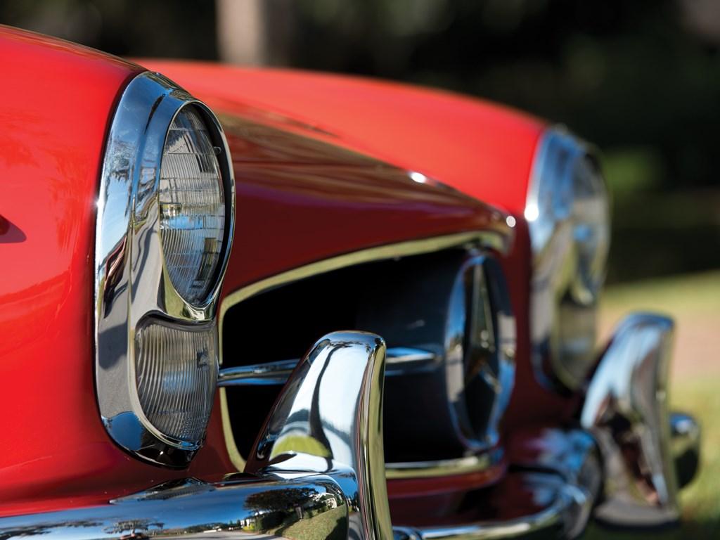 1960 Mercedes-Benz 300 SL Roadster