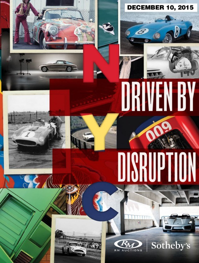 New York - Driven By Disruption
