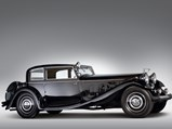 1933 Delage D8S Coupe by Freestone & Webb - $