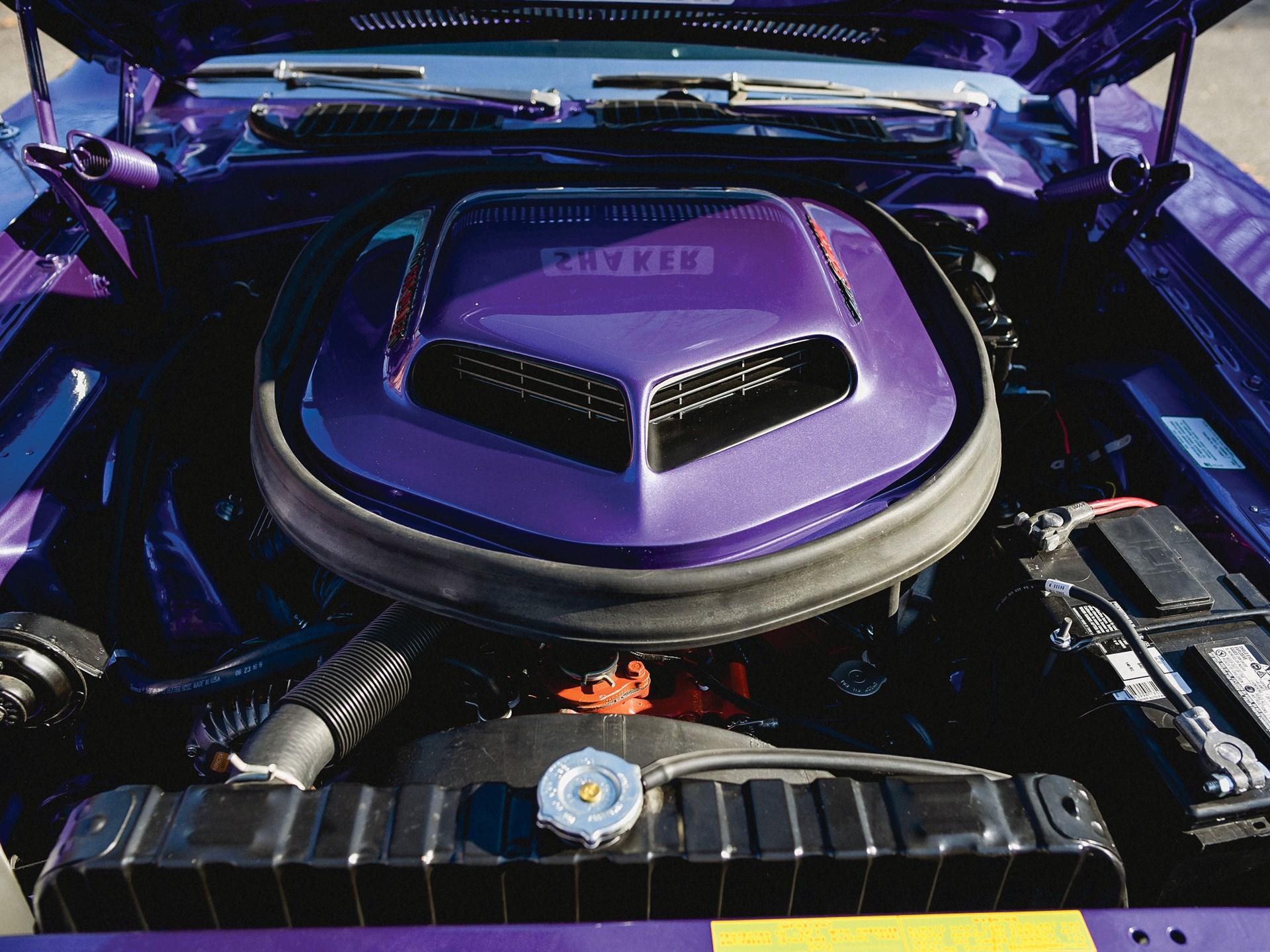 1970 Dodge Challenger R/T 'V-Code'