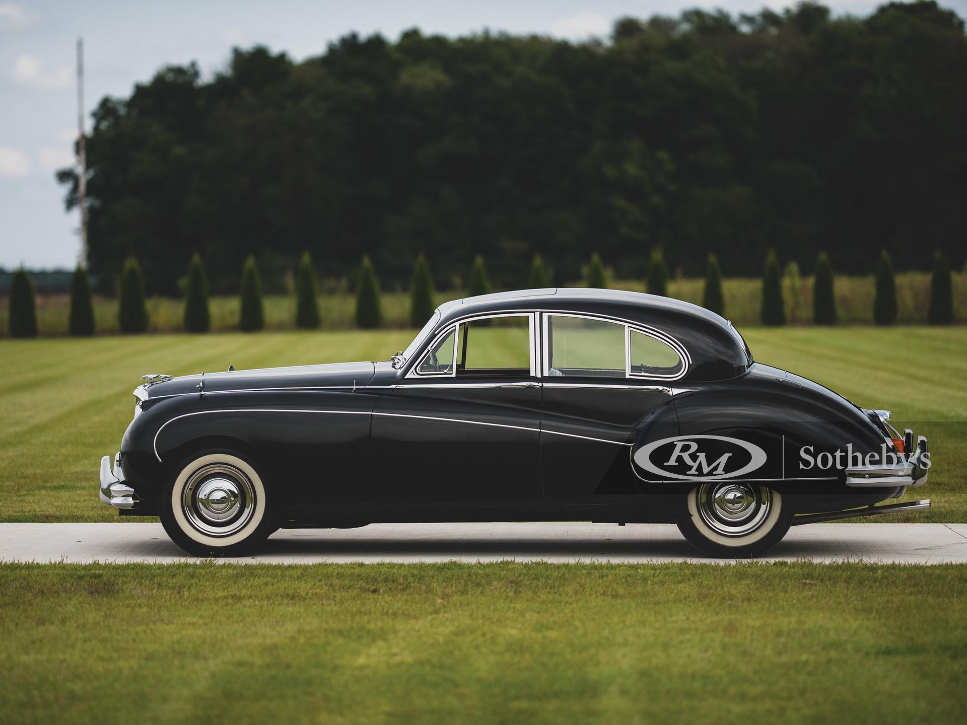 1957 Jaguar Mark VIII   The Elkhart Collection   RM Sotheby's