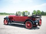 1919 Cole Aero Eight Sportster  - $