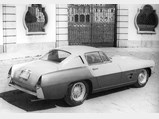 1955 Ferrari 375 MM Coupe Speciale by Ghia - $Ghia shows of their 375 MM that was to be displayed at the 1955 Turin Motor Show.