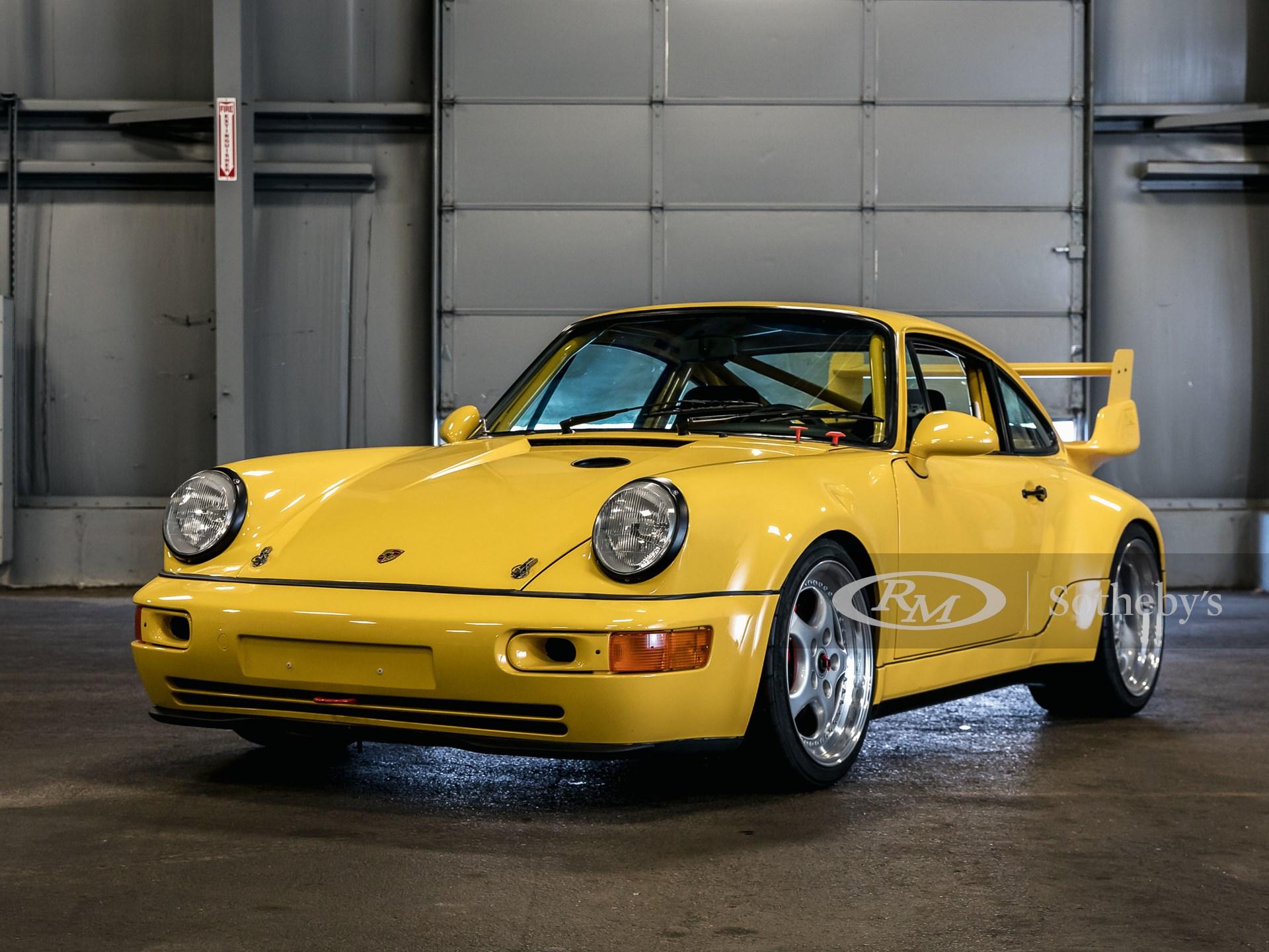 1993 ポルシェ 911 カレラ RSR 3.8