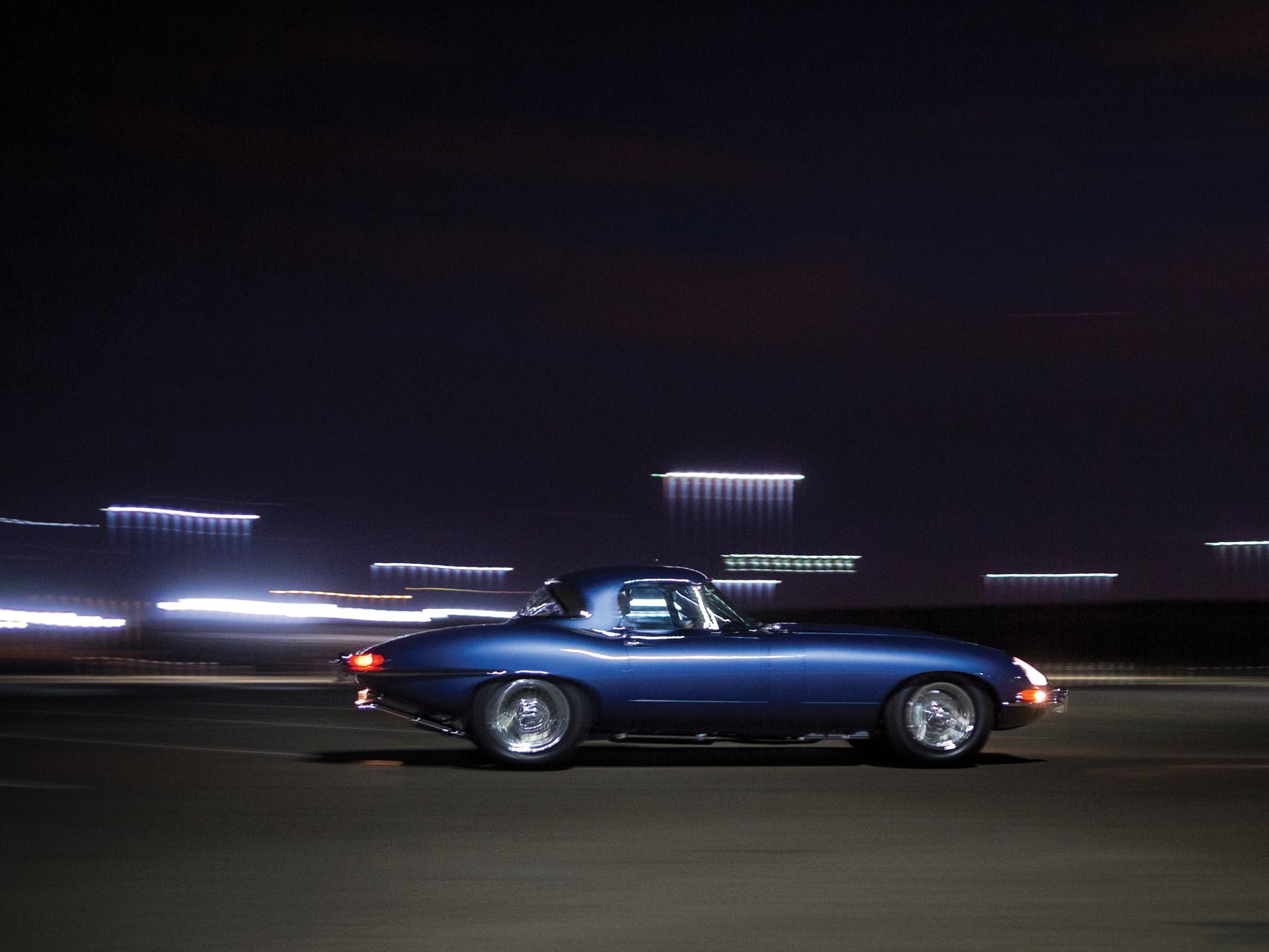 1965 Jaguar E-Type Series 1 4.2-Litre Roadster