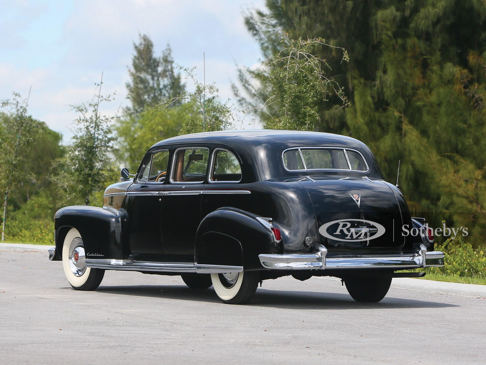 1948 Cadillac Series 75 Fleetwood Seven-Passenger Imperial ...