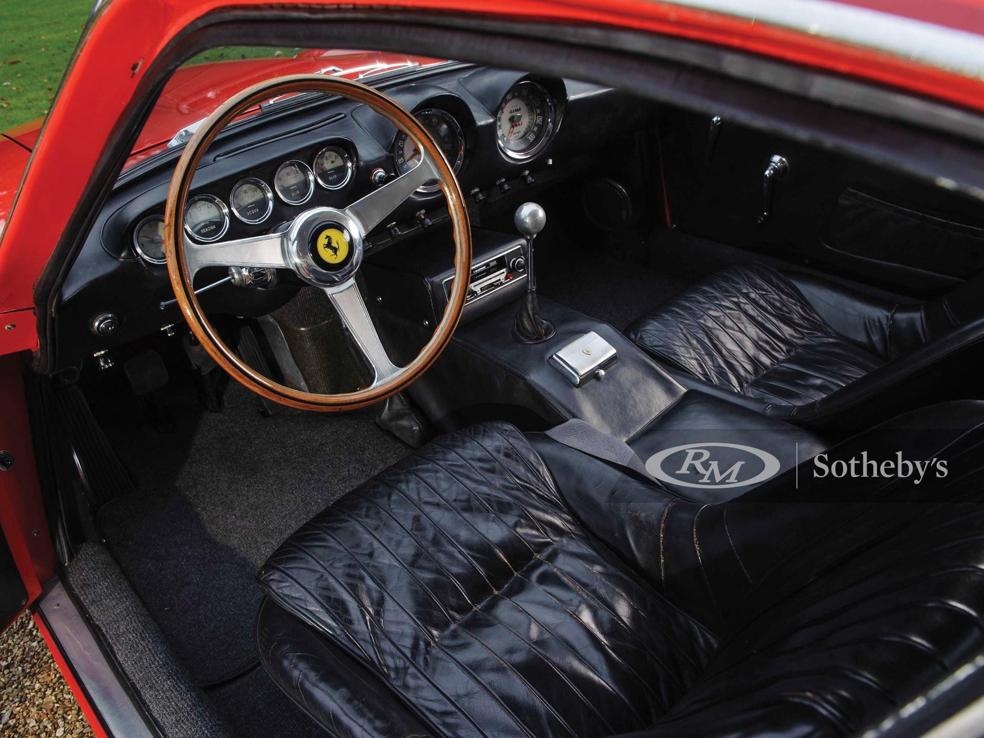 1963 Ferrari 250 GT/L 'Lusso' Berlinetta by Scaglietti -