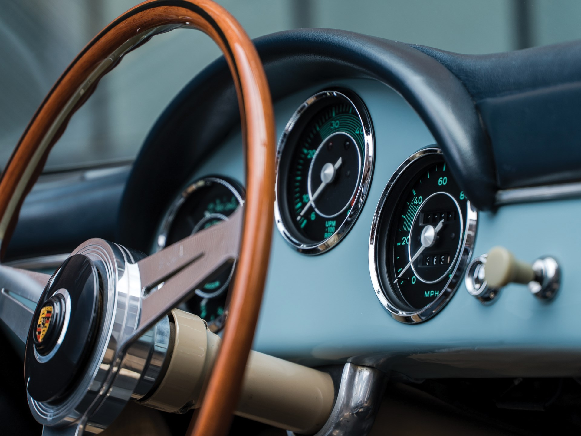 1958 Porsche 356 A Speedster by Reutter