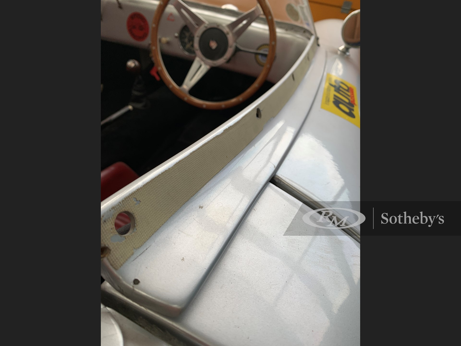 1961 Apal RSK 1600 Spider  -
