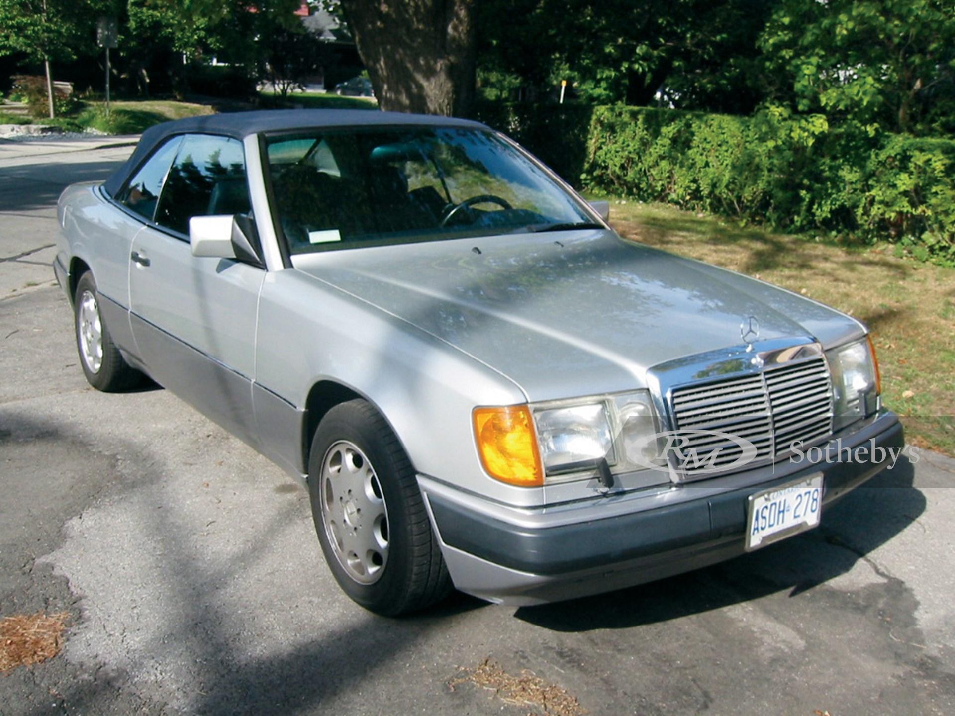 1993 Mercedes-Benz 300 CE Convertible  -
