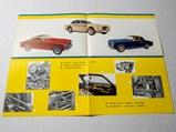 Ferrari 212 Inter Brochure, Italian - $