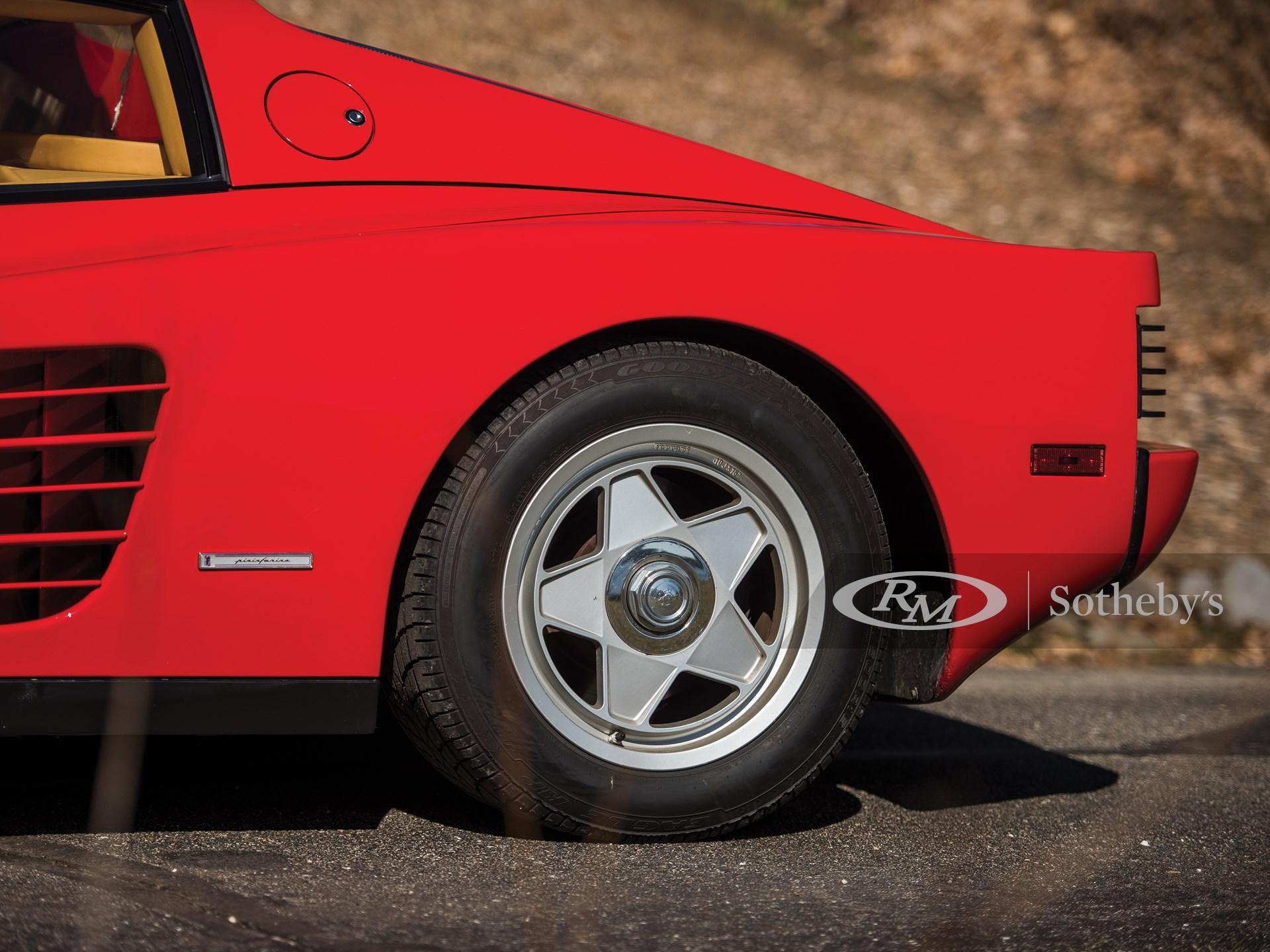 1987 Ferrari Testarossa  -