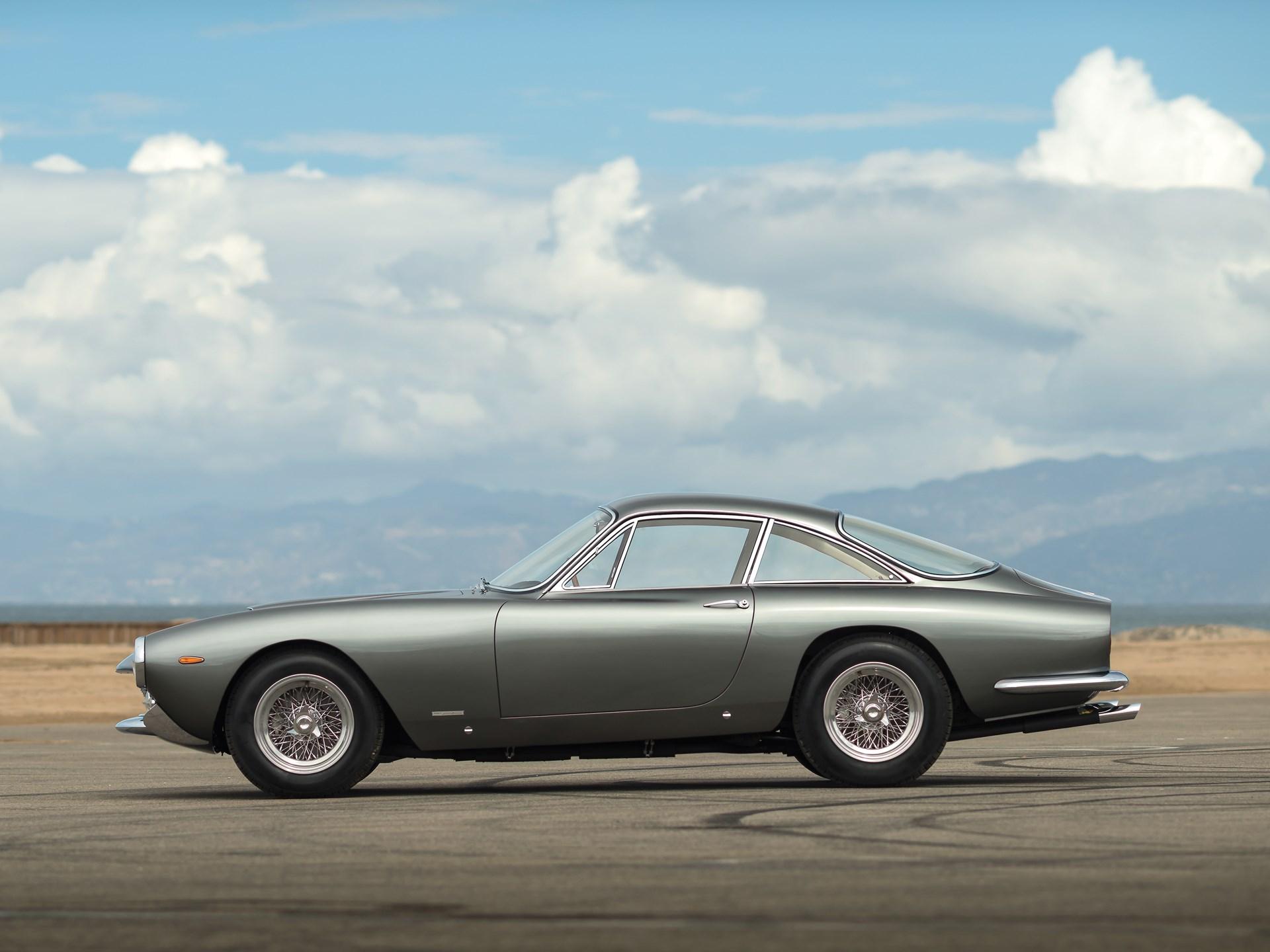 1963 Ferrari 250 GT/L Berlinetta Lusso by Scaglietti