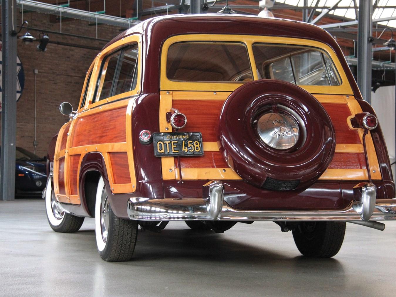 1949 Ford V-8 Custom Station Wagon