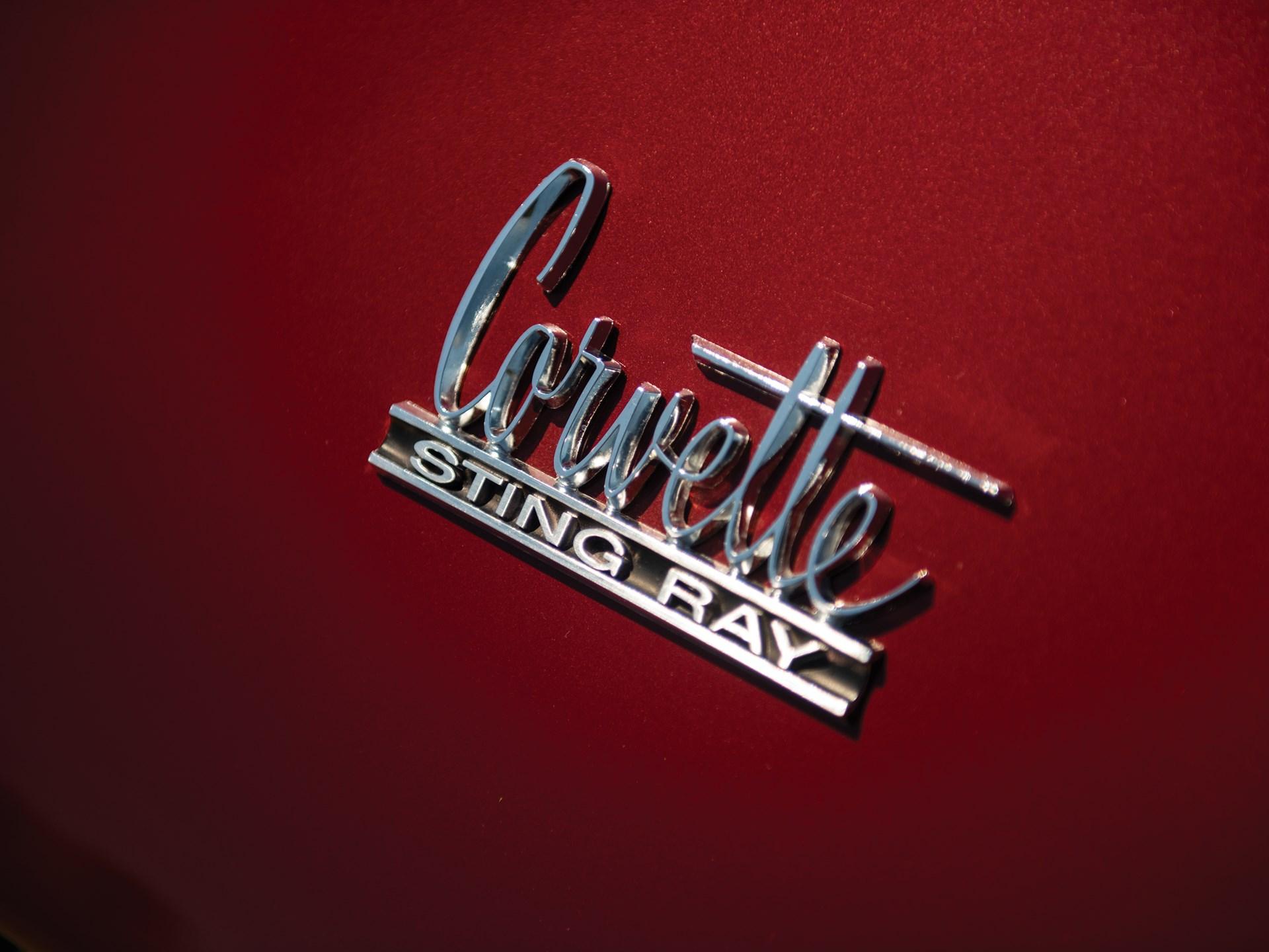 1966 Chevrolet Corvette Sting Ray 427/425 Coupe