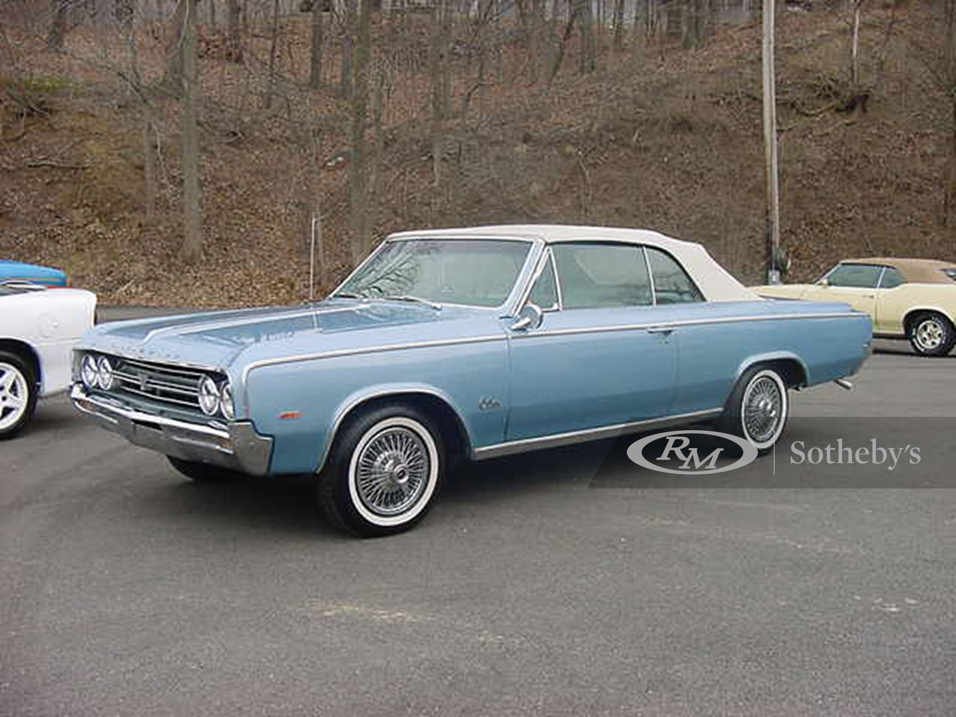 "1964 Oldsmobile Cutlass ""442"" Convertible"