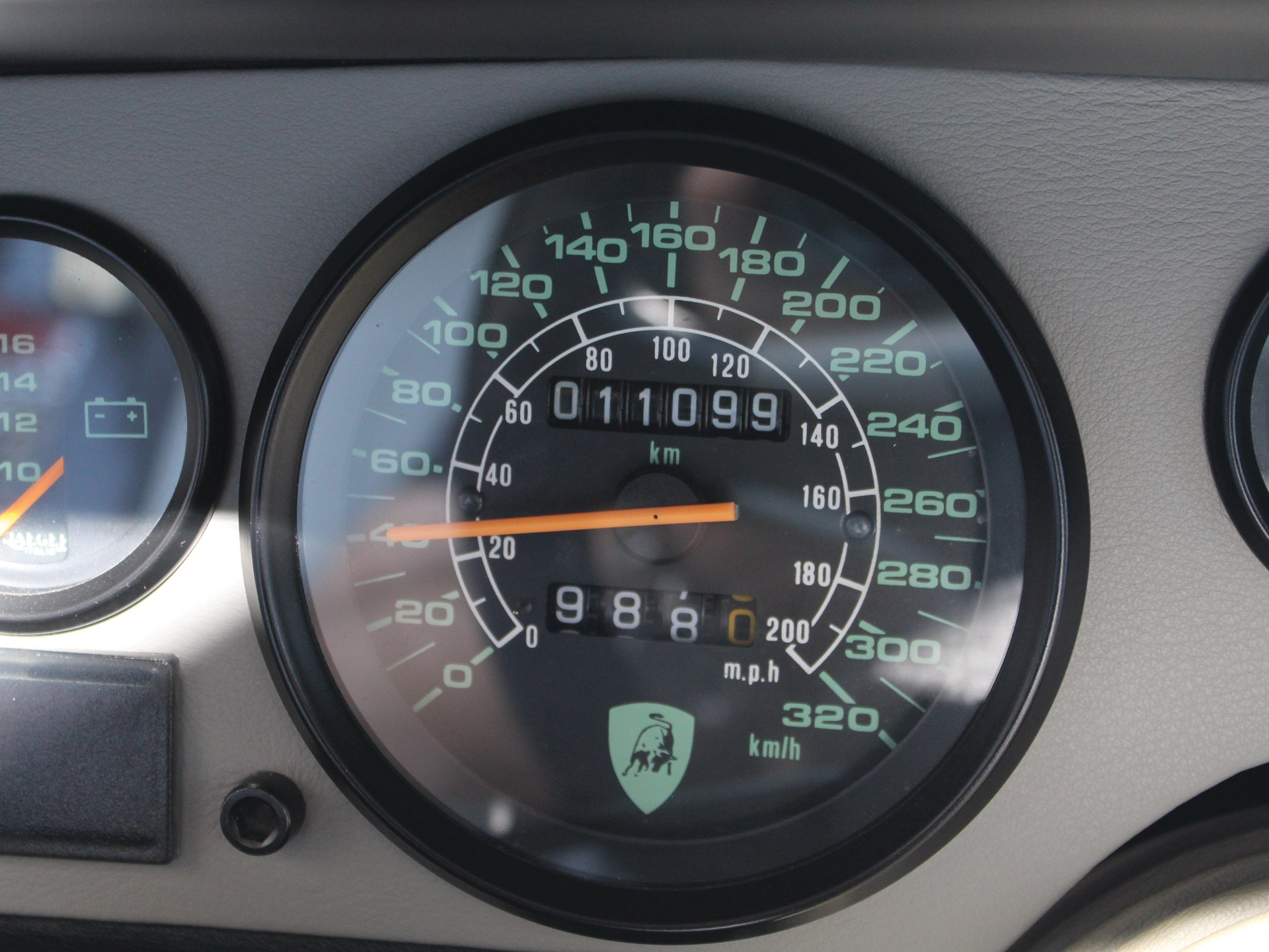 1990 Lamborghini Countach 25th Anniversary