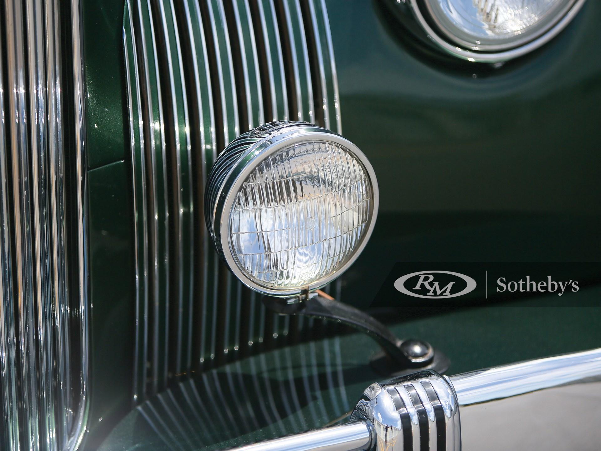 1941 Packard One-Eighty Custom Formal Sedan by Rollson -