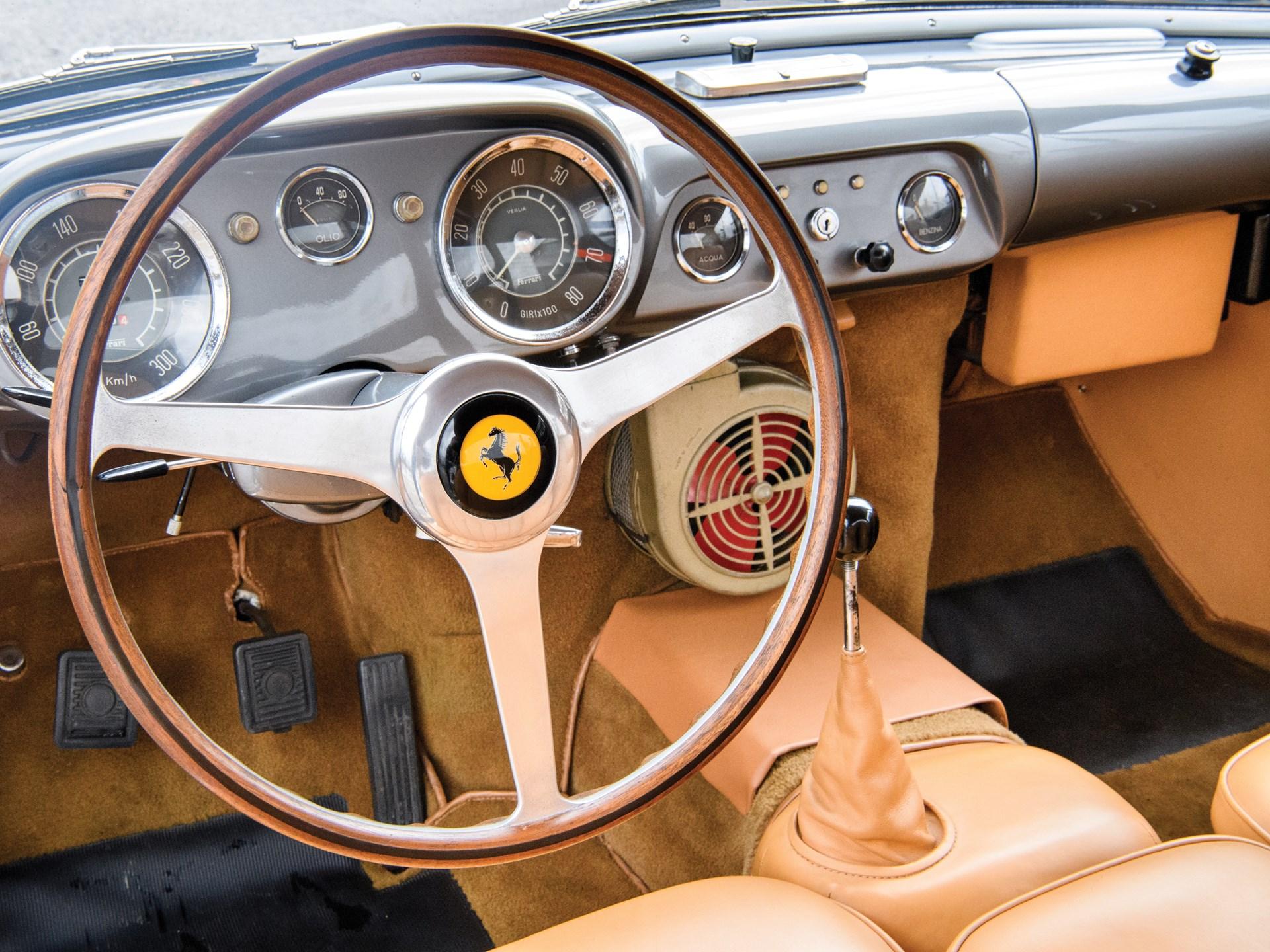 1957 Ferrari 250 GT Coupé by Boano