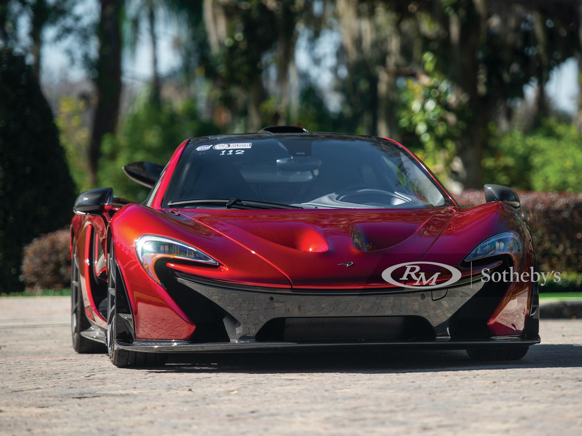 2015 McLaren P1  -