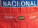1991 Ayrton Senna F1 Race Suit - $