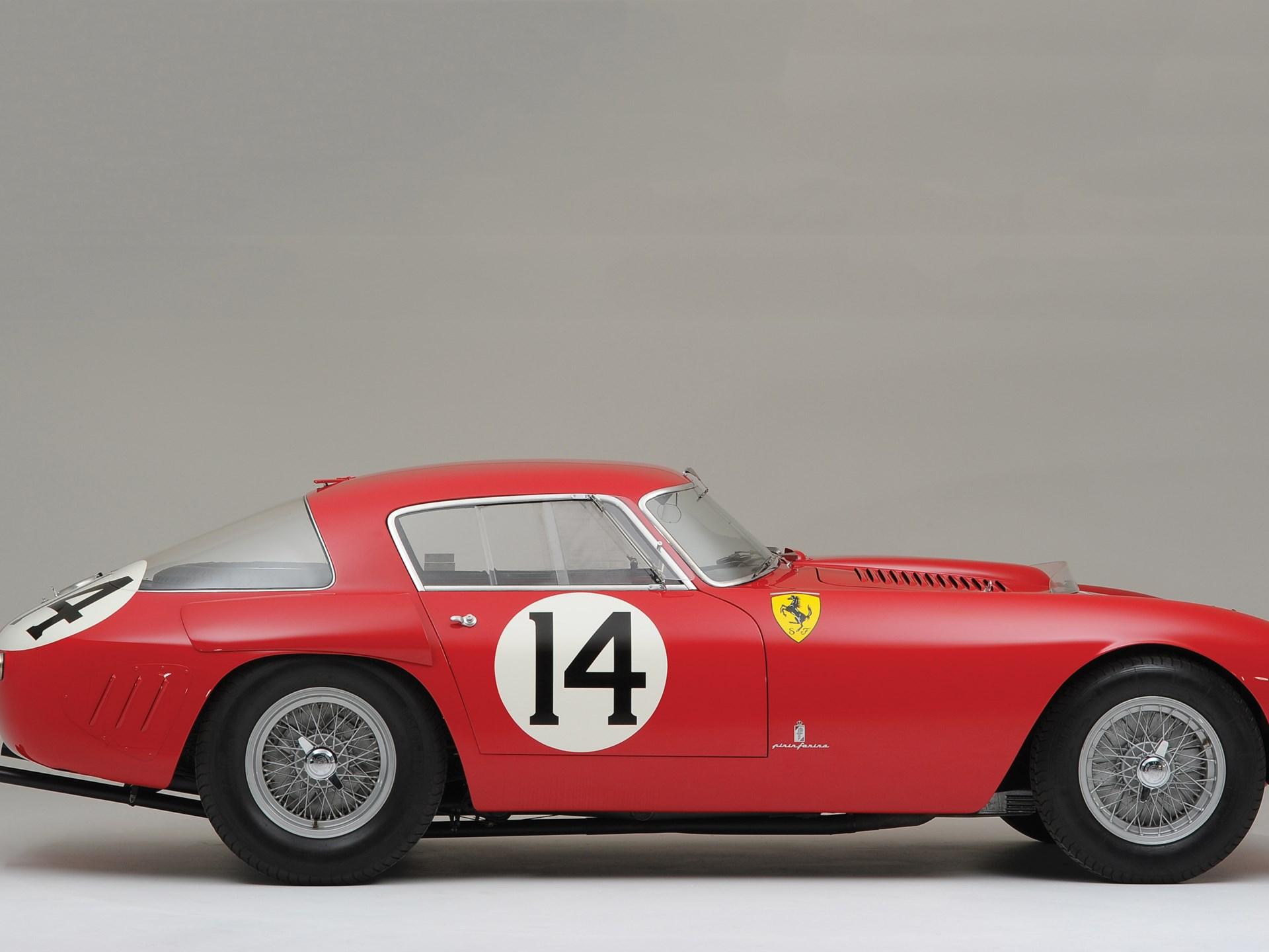 1953 Ferrari 340/375 MM Berlinetta 'Competizione' by Pinin Farina
