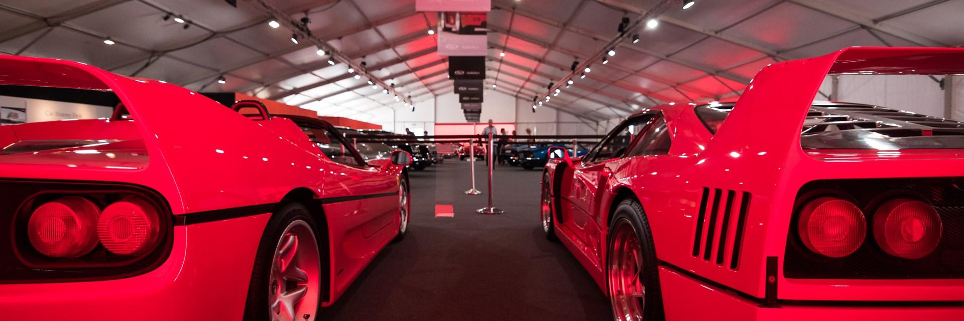 Ferrari – Leggenda e Passione