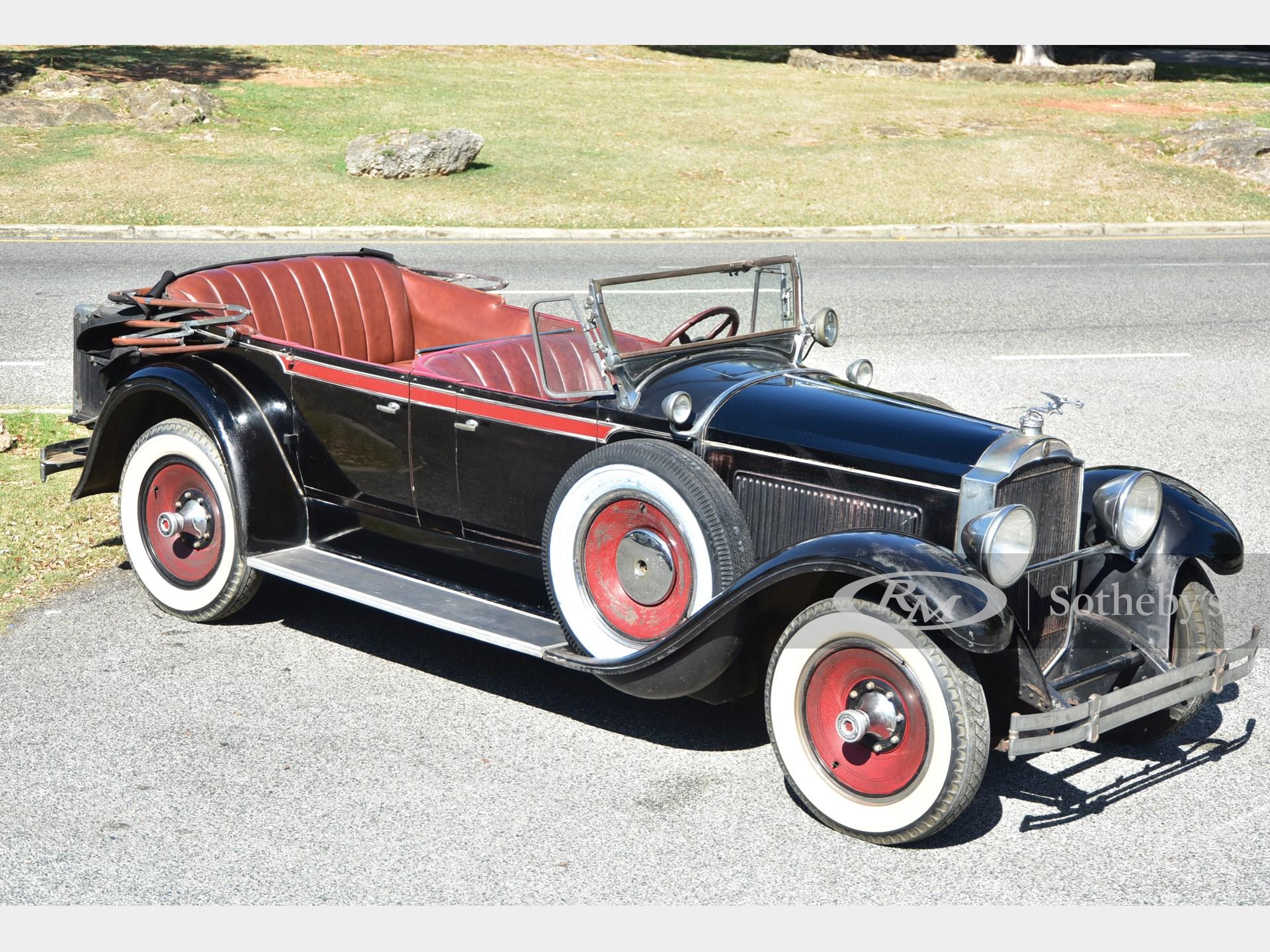 1929 Packard Eight Touring