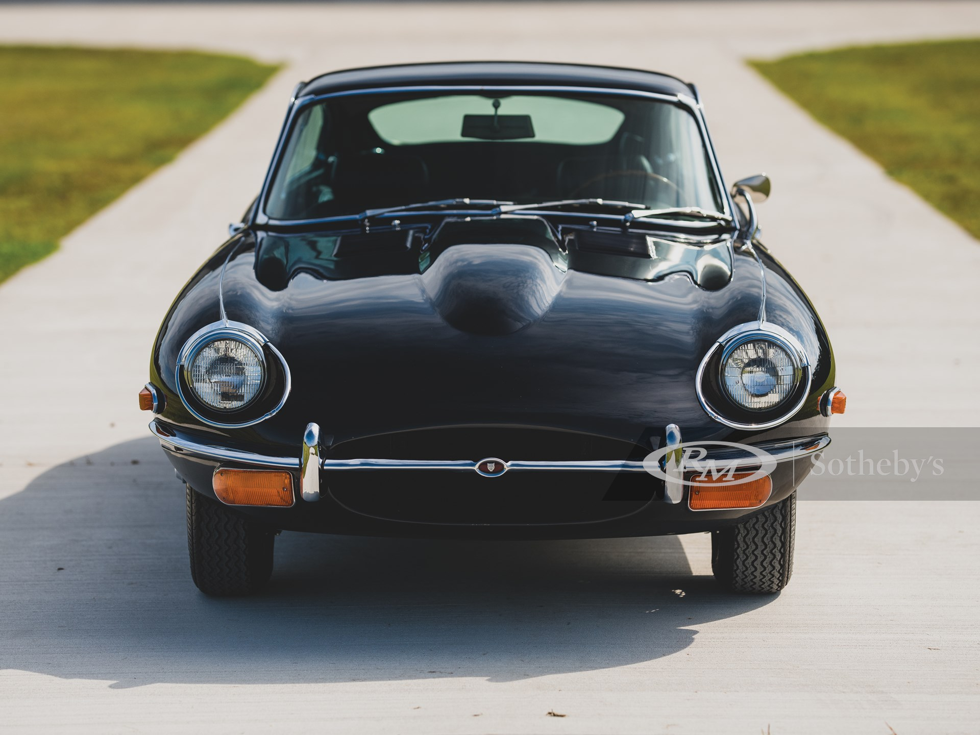 1971 Jaguar E-Type Series 2 4.2-Litre Fixed-Head Coupe  -